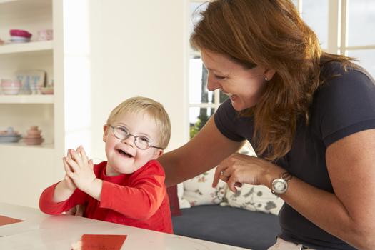Accompagnement d'enfants porteurs de handicap en structure d'accueil  collectif | ADMR 85